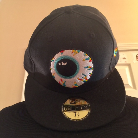 07724ed51dd Unisex Mishka NYC Watch New Era Fitted Hats Caps