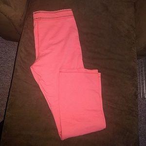 New Hanes sweat pants