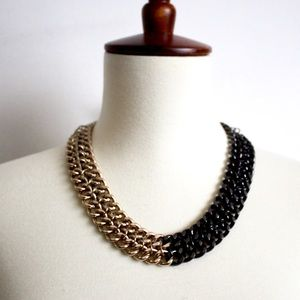 Jewelmint Two Tone Chain Necklace