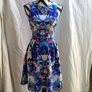 Colorful and flirty dress🌻