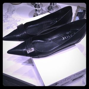 Dior Sumsellier flats