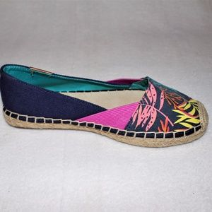Sperry Top Sider Katama Cape Canvas Espadrille