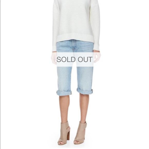 34c3ab98ec Frame Denim Shorts | Frame Womens Le Vintage Bermuda Short Size 25 ...