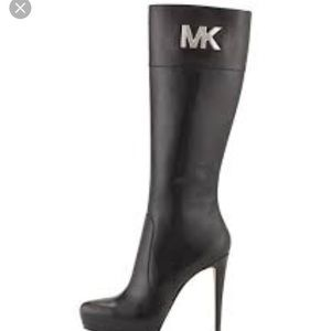 Authentic Michael Kors Hayley Tall Boot