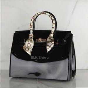 Handbags - Large Biki 40 Jelly bag from blacksheepofficial