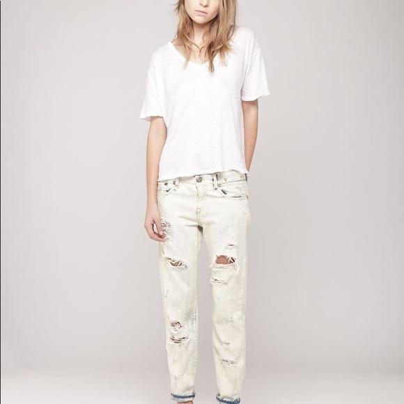 5e7f1c31c45777 R13 Relaxed destroyed skinny Jeans. M_59da07cf4e8d17f6ae089a7e