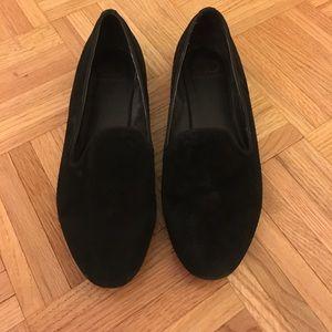 Kelsi Dagger black flats size 8