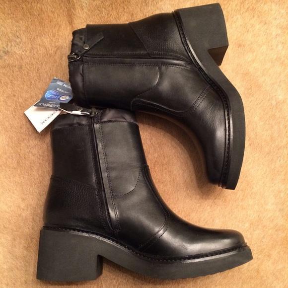 40d2bfcd849 Geox Shoes | Aminta Amphibiox Waterproof Boots | Poshmark