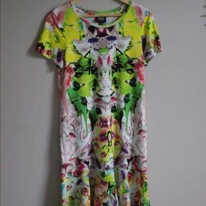 Pranav Gurung for Target Colorful Dress