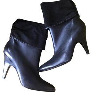 Via Spiga Fold-Over Boots