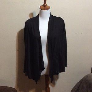 Black accent jacket