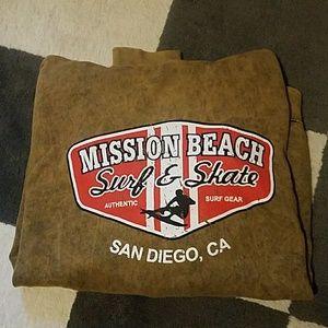 Tops - San Diego hoodie