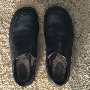 Born slip-on Oxford shoes