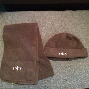 Other - Royal brand Hat & Scarf