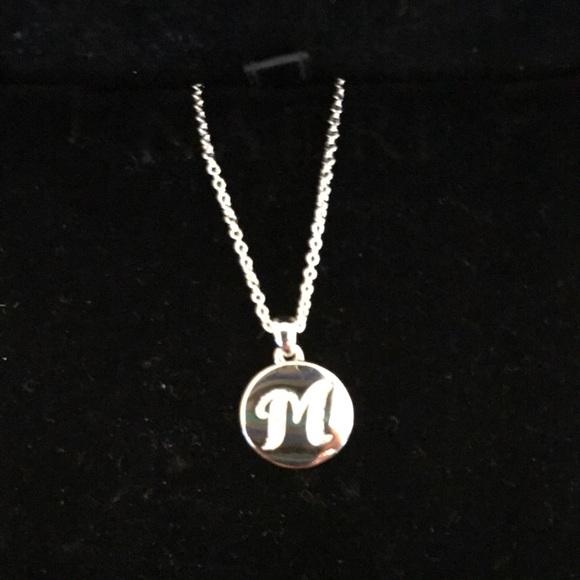 Nadri jewelry initial m necklace poshmark nadri initial m necklace aloadofball Choice Image