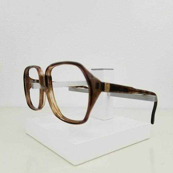 fb77550ba23 YVES ST LAURENT Vintage Eyeglass Frames. M 59da50ee713fde40700979ca