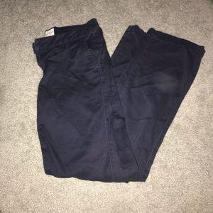 Navy Khakis