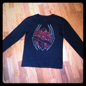 Other - Boys XL Spider-Man Thermal Shirt