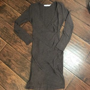 ASTR long sleeve dress