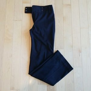 Black Wide Leg Dress Pants Size 4