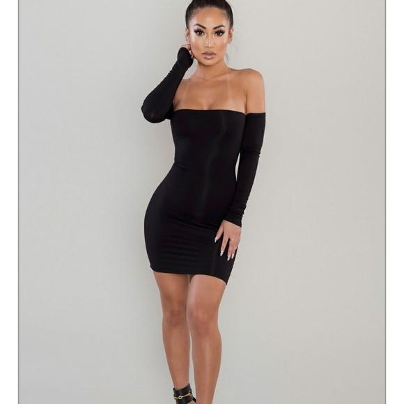 Posh Shop Dresses Sexy Lbd Poshmark