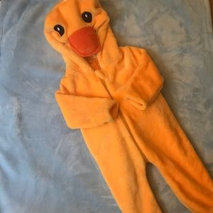 Other - Duck bunting/costume