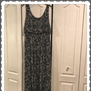 NWOT Merona Maxi Dress
