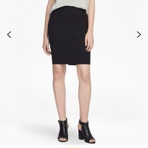 French Connection Ribbed Skirt