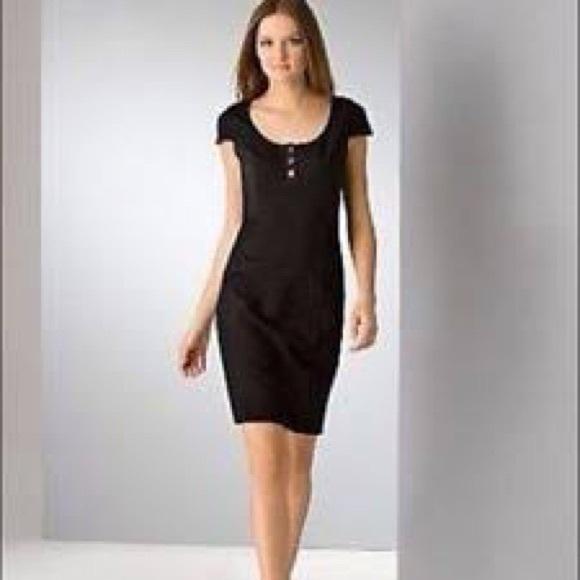 Dress for Women, Evening Cocktail Party On Sale, Black, polyamide, 2017, 8 Diane Von F