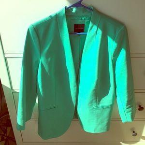 Mint green Limited Blazer