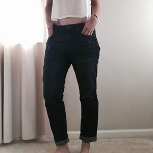 J Crew Distressed Boyfriend Jeans