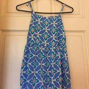 Old navy adjustable strap dress
