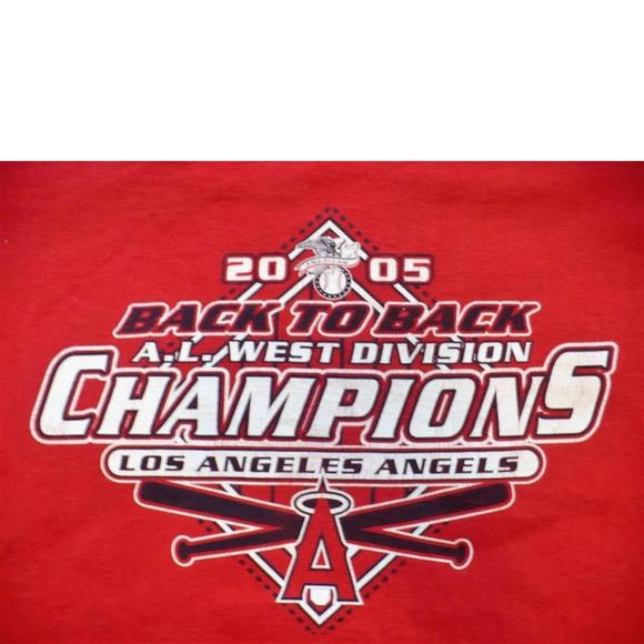 Angels 2005 Back To Back AL West Division Champion