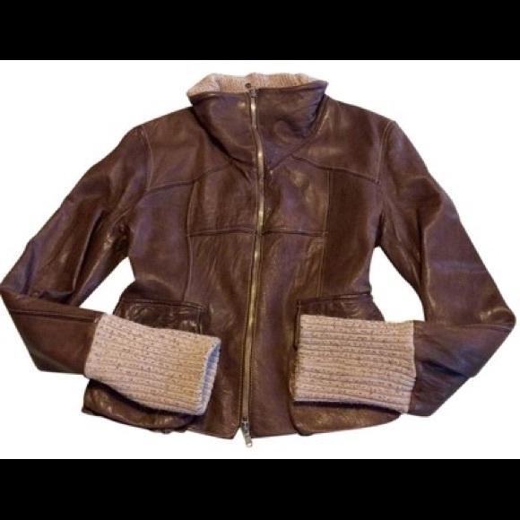 Blur Jackets & Blazers - Blur Leather Jacket