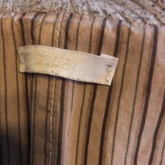 Blur Jackets & Coats - Blur Leather Jacket