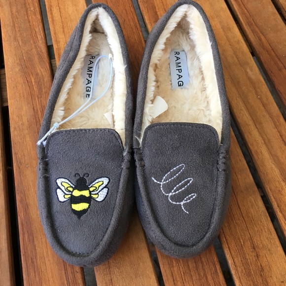 1bde86442b8 Bumble Bee Slippers