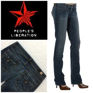 People's Liberation Tanya Skinny Jeans 👖