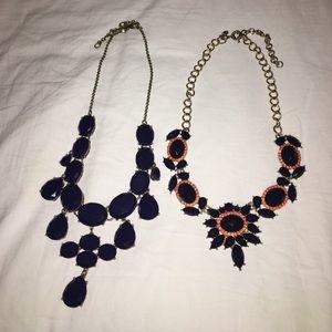 J. Crew necklace combination