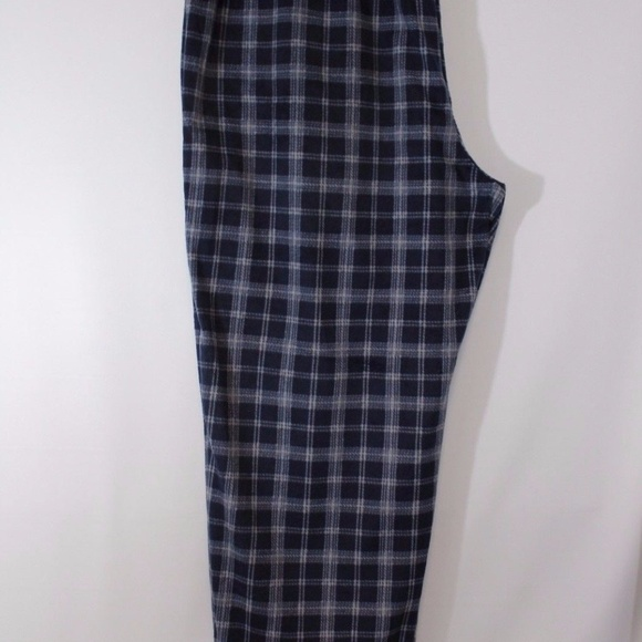 102e6618 Mens Fleece Lounge Pants 3XL The Foundry Sleepwear NWT