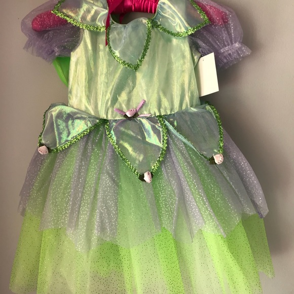 Costumes | Tinkerbell Costume 18 Months Gorgeous Glittery | Poshmark