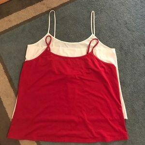 Camisole- set of 2 camis