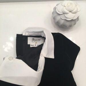 1a47f1bc0 Bonpoint Dresses   Couture Black Velvet Dress   Poshmark