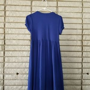 INC International Concepts Dresses - INC blue dress small with button detail