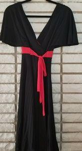 m Dresses - M Black and Red dress size medium