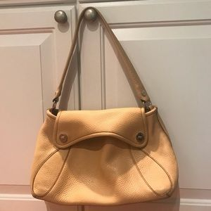 Cole Haan Camel Shoulder Purse