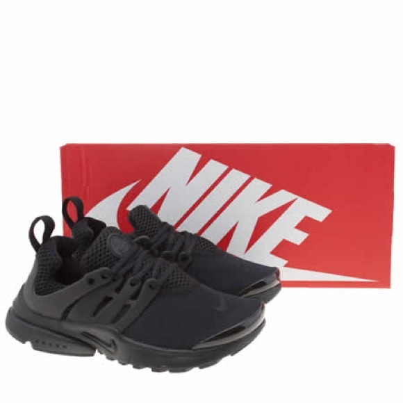 Nike Shoes   Black Prestos Kids   Poshmark