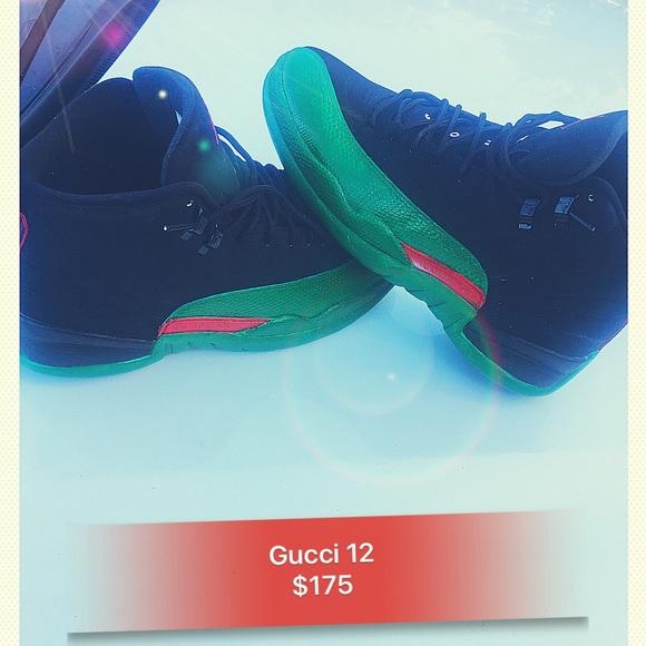 sale retailer 0f429 3fc38 Gucci 12's