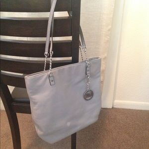 Michael Kors Tote Chain Link Straps