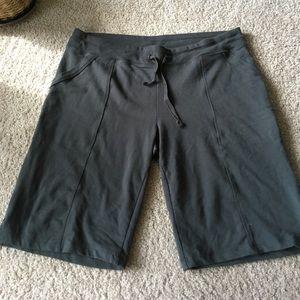 Eddie Bauer lounge shorts