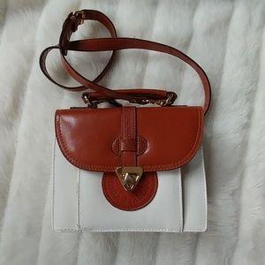 Moda Italiana Crossbody Handbag.